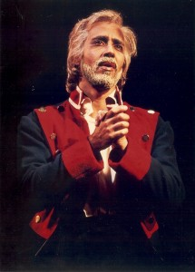 Philip as Jean Valjean