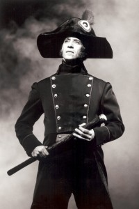 Philip as Javert