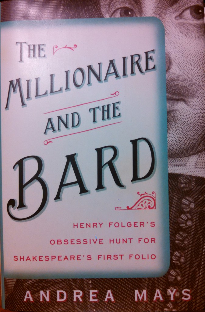 The Millionaire and the Bard was released on May 12th.